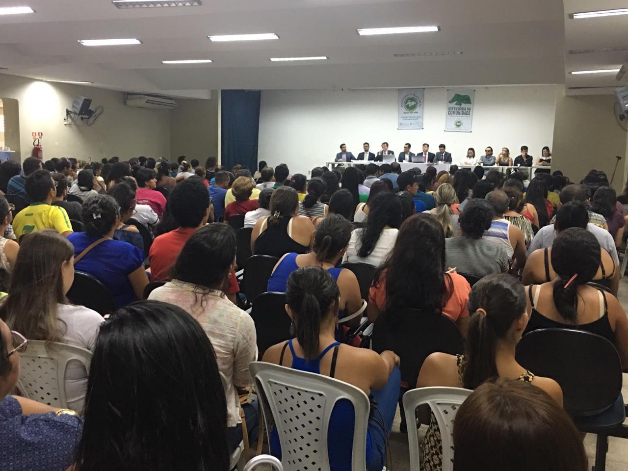 Audiência pública debate soluções para concurso público de Macaíba